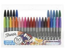 Sharpie Fine Point - Limited Edition Electro Pop - Colour 30 Pack - FAST & FREE