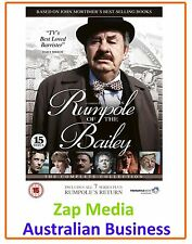 RUMPOLE OF THE BAILEY - COMPLETE DVD SERIES 1,2,3,4,5,6 & 7 - BRAND NEW SEALED