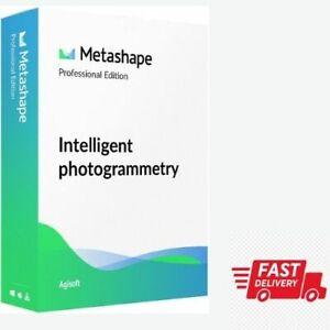 Agisoft PhotoScan Metashape Pro 2020✔ Lifetime ✔ For  Windows