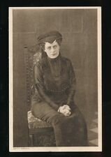 Theatre Actress Denmark BETTY NANSEN c1920/30s Film Renting Co PPC