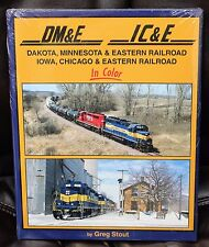 MORNING SUN BOOKS - DM & E - IC & E In Color - HC 128 Pages by Greg Stout