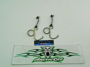 Kitty Cat Snowmobile Hood Hold Downs (2) Arctic Cat Kitty Cat OEM