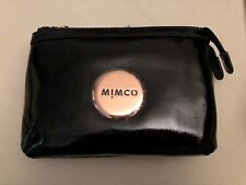 Mimco Black Secret Couch hip Crossbody Rose Gold HARDWARE Authentic BNWT RRP199