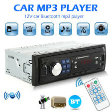 SWM 8013 Single 1DIN Car Stereo MP3 Player Head Unit Bluetooth USB2.0 AUX Radio