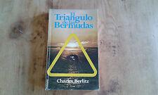 Usado - EL TRIANGULO DE LAS BERMUDAS - Charles Berlitz-  Item For Collectors -