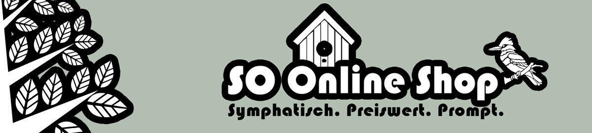 SO Online Shop