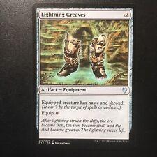 Lightning Greaves MTG, Commander 2017 Edition, Near Mint Magic The Gathering