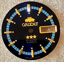 DIALS THE ORIENT CRYSTAL.