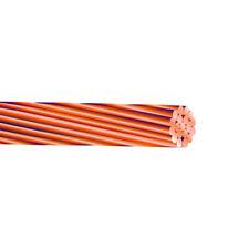 1000' 250MCM 7 Strand Soft Drawn Bare Copper Building Wire