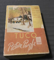 """Tuco Picture Puzzle """"Snowy Days"""""""