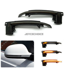 For Audi A3 S3 A4 S4 A5 S5 B8 Q3 Dynamic Blinker Mirror Light LED Turn Signal