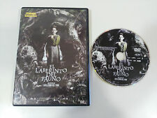 EL LABERINTO DEL FAUNO DVD GUILLERMO DEL TORO ESPAÑOL ENGLISH