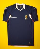 5/5 Scotland jersey SMALL 2008 2010 home shirt soccer football Diadora