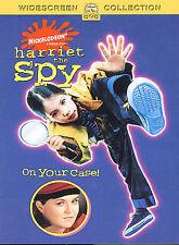 Harriet the Spy (DVD, 2003) RARE OOP ~ Mint complete ~ Michelle Trachtenberg