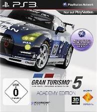 PLAYSTATION 3 gran turismo 5 Academy Edition * TOP Condizione