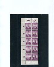 Echtheitsgarantie Briefmarken aus dem deutschen Reich (1933-1945)