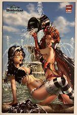 Alice In Wonderland #5 Ebas Zenescope C2E2 Exclusive Grimm Fairy Tales #1/500