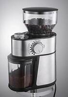 Andronicas Coffee Bean Burr Grinder Machine - Espresso Grinder Automatic