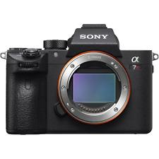 Sony α7R III Cámara sin Espejo - Negra (Sólo Cuerpo)