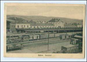 Y12873/ Bebra Bahnhof 1917 AK