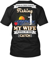 Unique Funny Fishing - After All These Years Of My Hanes Tagless Tee T-Shirt