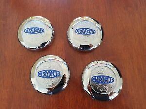 Cragar SS wheel caps X 4