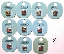 Lot of 10 Pugster Italian Link Bracelet Charms New Instant Collection! Wholesale