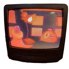 "Toshiba TV VCR Combo CRT TV 19"" (Retro Gaming) M-V19H01"
