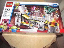 LEGO Toy Story - Trash Compactor Escape Building Set 7596 NEW NIB Retired Sealed