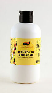 Thinning Hair Conditioner With Emu Oil NATURAL And RE-HYDRATING 250 ml