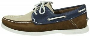 TIMBERLAND 6502R HERITAGE BOAT 2 EYE 45.5 NEW 130€ classic mocassin earthkeepers