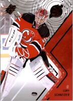 2015-16 SPx Hockey #3 Cory Schneider New Jersey Devils