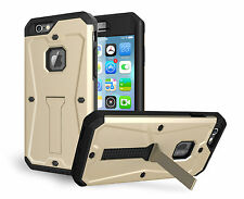 Gold Full Protection Anti Shock Tradesman Case Cover for iPhone 6 Plus, 6s Plus