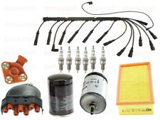 OEM Tune Up Kit Wire Set Plugs Air Oil Fuel Filter BMW E30 325i 325ix 325is