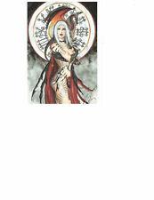 Nene Thomas - Witching Hour - 4x6 Fairy Print Faery - Signed!