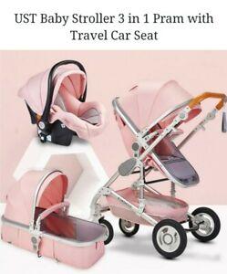 ABOTHB Baby Stroller 3 in 1 umbrella newborn baby strollers High Landscape Stroller Folding strollers