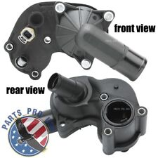 FOR 05-10 FORD MUSTANG V6 4.0L ONE HOLE NEW THERMOSTAT & HOUSING KIT W/ SENSOR