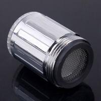RGB Nozzle Tap Changing Temperature Sensor Faucet Intelligent Water Nozzle Tap