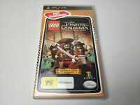 Playstation Portable PSP Lego Pirates of the Caribbean Free Postage