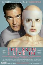 The Skin I Live In Single Sided Orig Movie Poster 27x40