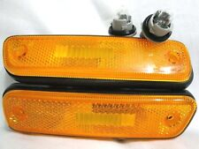 Front Side Marker Signal Park Light Lamps A Pair For 2002-05 XL7 99 Grand Vitara