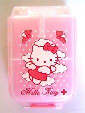 Hello Kitty medicijnendoosje  apotheekdoosje (mod 068) 10 x 6,5 x 3,5 cm