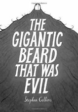 Stephen Collins,The Gigantic Beard That Was Evil HB 1/1,SIGNED Bookplate NEW