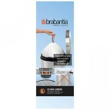 50 Genuine Brabantia Size L Type 45L 45 Litre SmartFix Bin Liners Waste Bags Bag