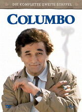4 DVDs * COLUMBO -   SEASON /  STAFFEL 2  |  PETER FALK # NEU OVP +