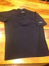Blackhawk Warriorwear XL Nylon Spandex 3/4 Zip Fitted Shirt