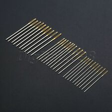 Metal 30Pcs 22# 24# 26# Blunt Eye Cross Stitch Embroidery Tool For 9CT 11CT 14CT