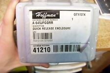 NEW Hoffman Enclosure 41210 J Box Type 4X Solid Cover