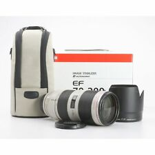 Canon EF 2,8/70-200 L IS USM II + Sehr Gut (231750)