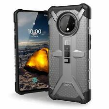 Urban Armor Gear (UAG) Plasma Clear Tough Rugged Case Cover for OnePlus 7T - Ice